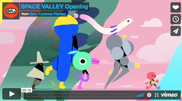 Space Valley Opening